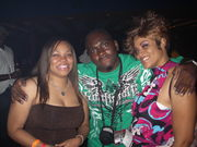 dj sha, my sis, and dj est'ee