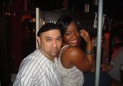 Dj Jamil & Princess formerly of crime mob