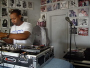 Frankie Lane a.k.a DJ Diamond Lane National Independent Record Store Day 2011