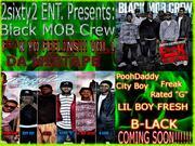 bLACK MOB CREW