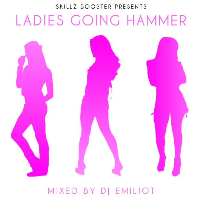 Ladies going hammer - Cover Front
