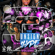 Young Money Unsigned Hype vol. 3.....Dj W.I.Z