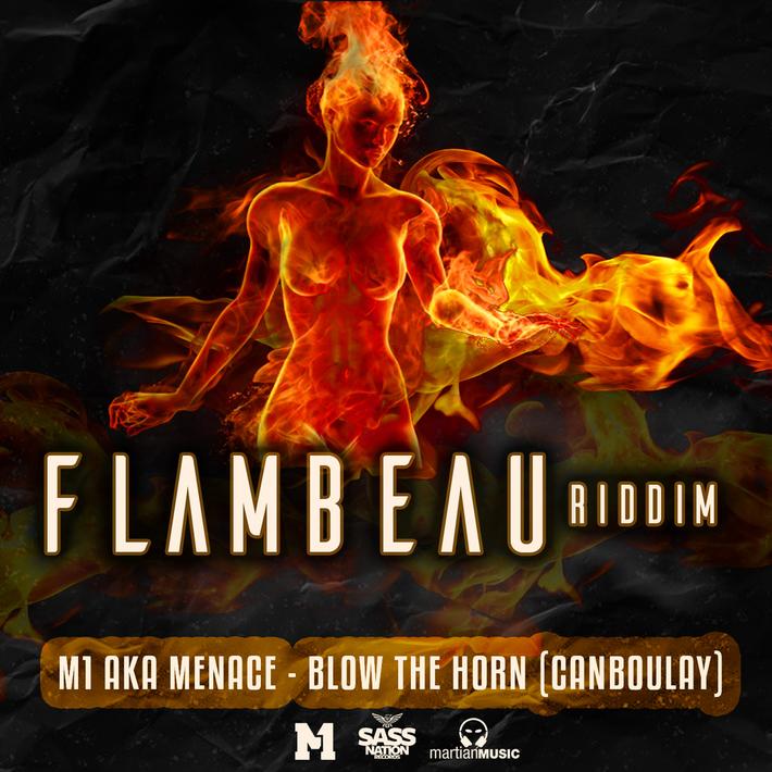 NEW 2K18 RELEASE::: Flambeau Riddim