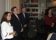 Hispanic Coalition Bob McDonnell event