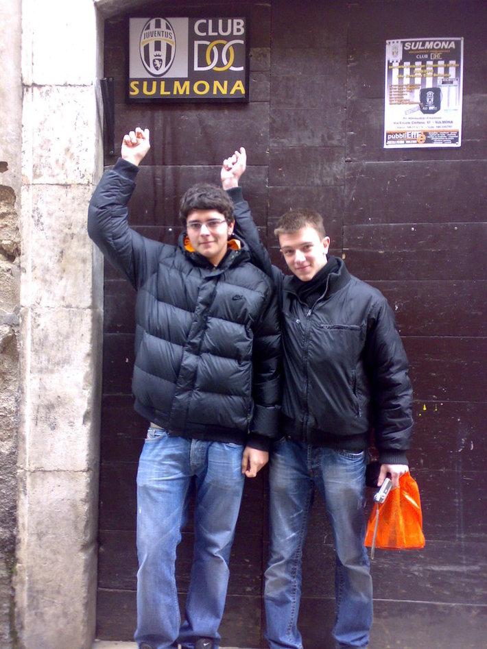 Sulmona (the 1st of April)