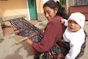 Nogaya Mayan Weaver Guatemala