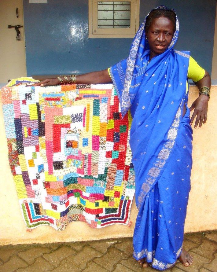 Nogaya African Diaspora in India Quilters