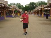 parque de diversiones SIX FLAGS VERANO 2008