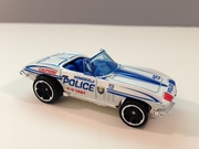 Hot Wheels '65 Corvette