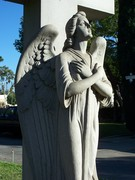 Angel @ Sunnyside Cemetery