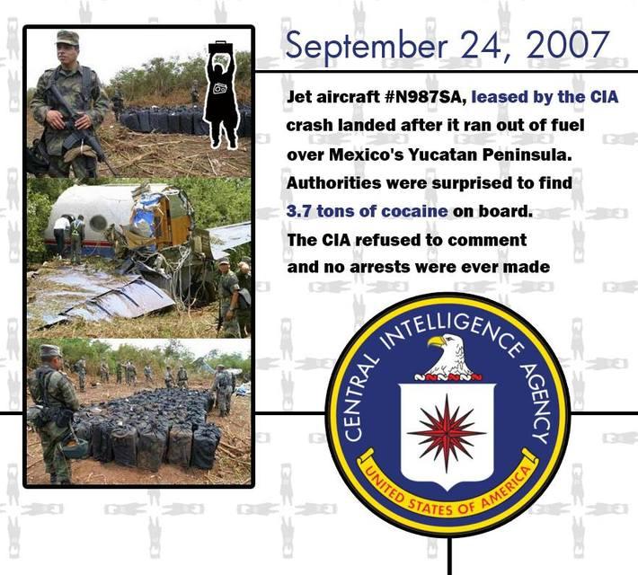 CIA COCAINE