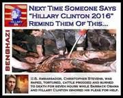 Hillary Ignored Ambassador Stevens Pleas For Help