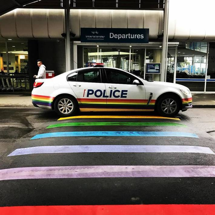 Queers Crossing