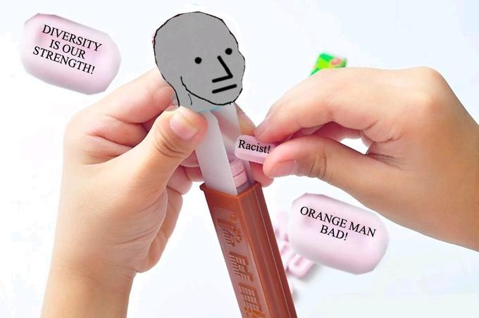 The battle continues! Time to reload! #OrangeManBad