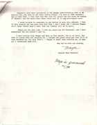 Letter I Wrote Senator Ted kennedy In 1991 Page 3 0f 3