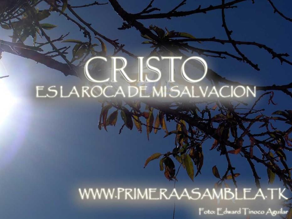 CristoeslarocademiSalvacion