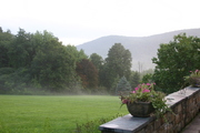Veranda with Mist