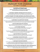 hungry for change - 10 step plan