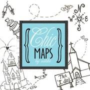 Chic Maps by Nikki Ad Banner
