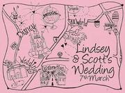 Lindsey & Scott Map