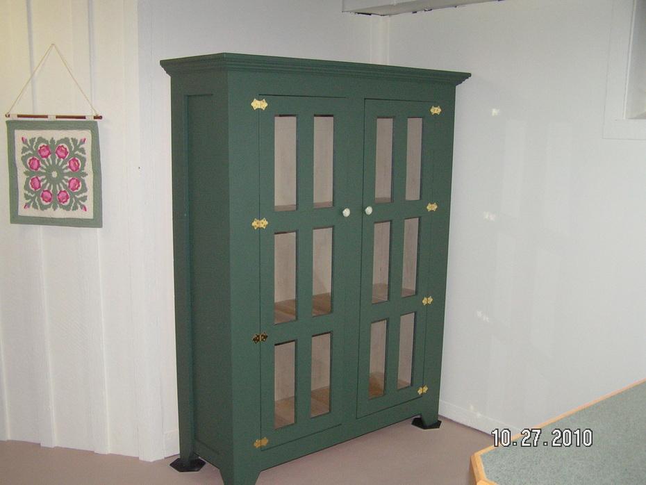 Quilt cabinet