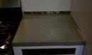 bondera tile adhesive mat laid, kitchen counter