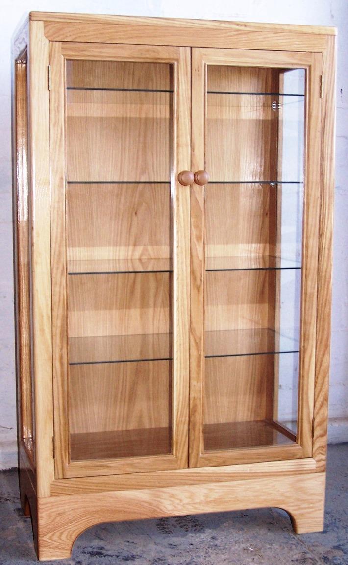 David Greenstreet's Display Cabinet