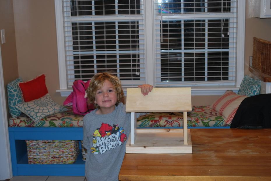 Cody's Birdhouse