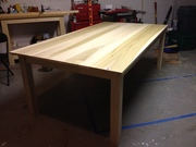 Dining Table Unstained
