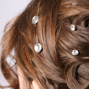 Swarovski Crystal Hair Snaps by Artistic Edition