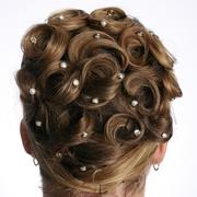 Swarovski Pearl Hair Snaps by Artistic Edition