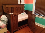 Baby bed gate