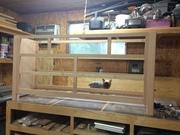 Dresser frame