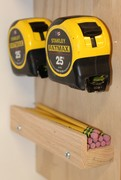 Pencil and Tape Holders