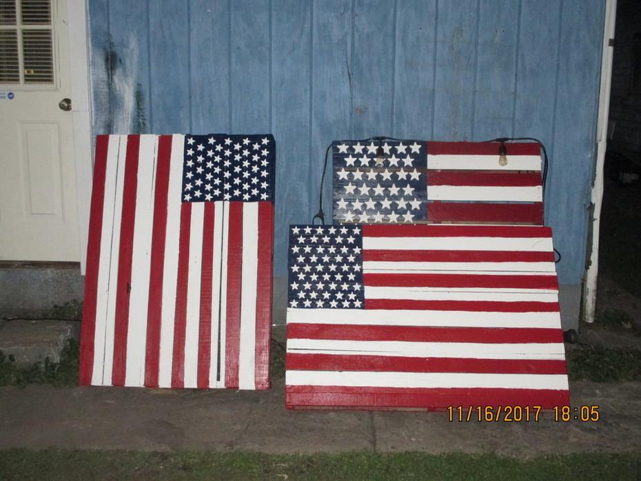 005  Pallet flag,s