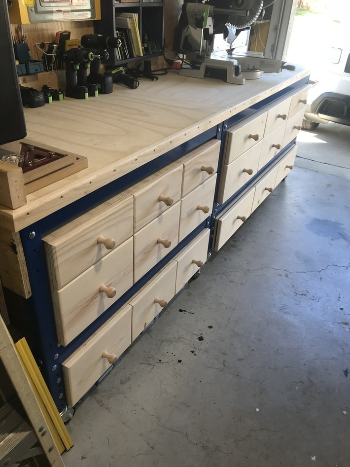 Kreg Workbench Drawer Unit