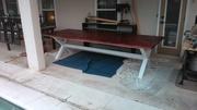 Farmhouse Table X Legs