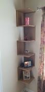 Corner Shelf Project
