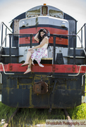 Syren's Railroading Days