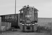 NWP 1922 at Standard Structures. February of 2015