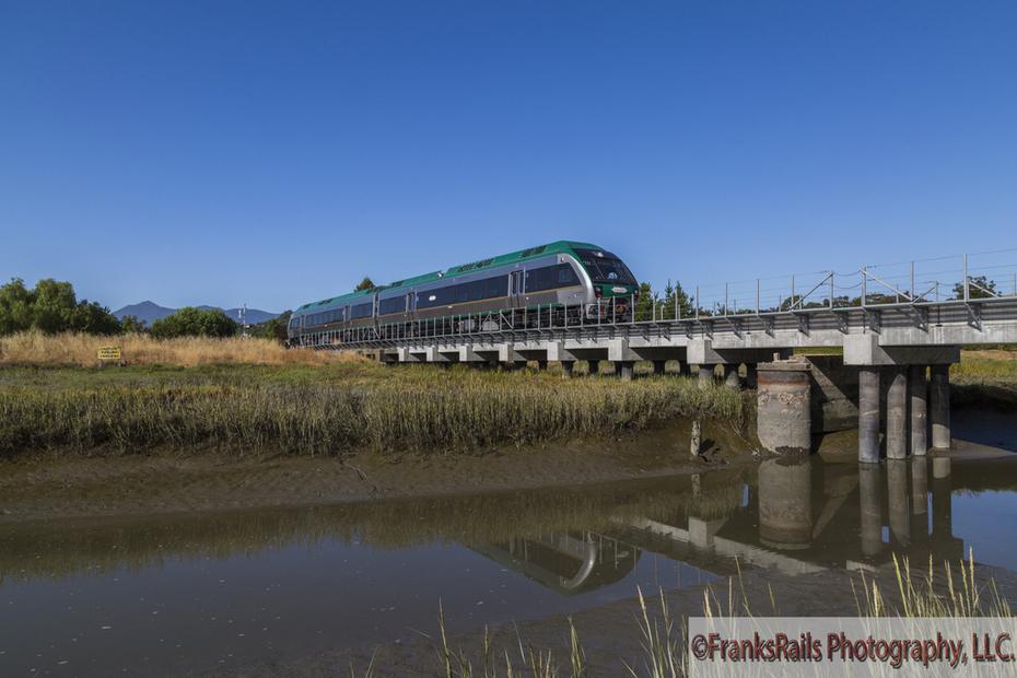 Gallinas Creek Trains