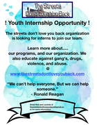 Looking for interns to join our team Nationwide