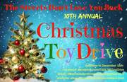 The 10th Annual TSDLYB toy drive 2018