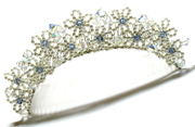May Flowers Bridal Tiara