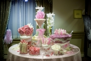 coral Candy Buffet