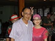 meeting Santiago Jiminez