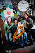 Fancy Tiger Photo Booth