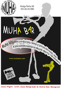 Jazz Night with Jazz Belgrade & Muha Bar Beograd