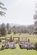 Leavenworth Outdoor Wedding Ceremony