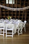 Restored Dairy Barn Wedding Venue at Pine River Ranch